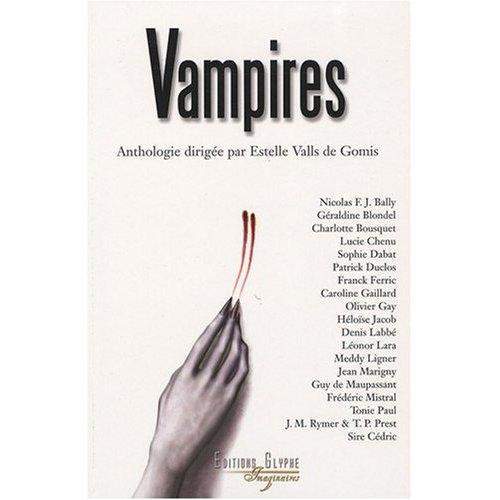 Vampires  avec Estelle Valls de gomis